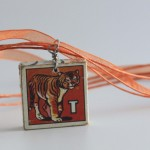 T is for Tiger Necklace